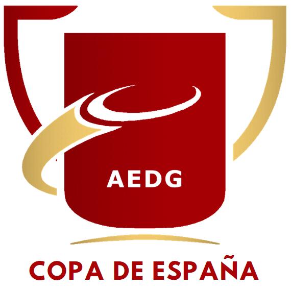 Logo de la Copa de España de Disc Golf